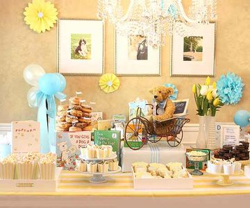 Girl Baby Shower Themes Yellow ~ Baby boy shower themes we love