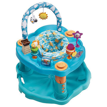Evenflo ExerSaucer Mega Bouncin Day at the Beach