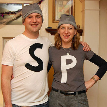 Salt and Pepper Costumes