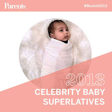 2013 Celebrity Baby Superlatives
