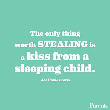 The Best Parenting Quotes About Sleep