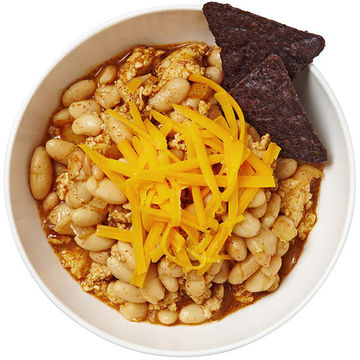 White Bean With Chicken Chili