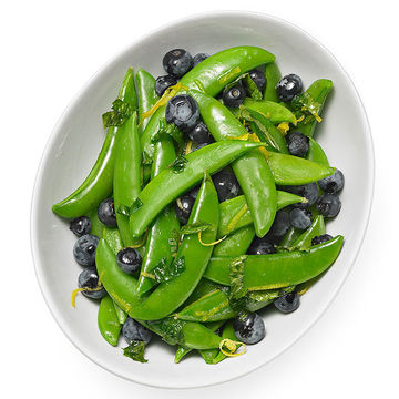 Berry-Good Peas