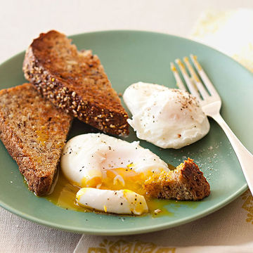 Simple Poached Eggs