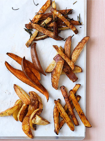 Better-For-You Baked Fries