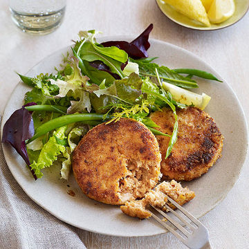 Super Salmon Patties