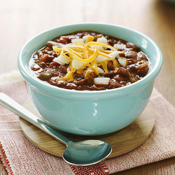 Evelyn's Texas Chili
