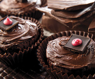 Chocoholic Cupcakes