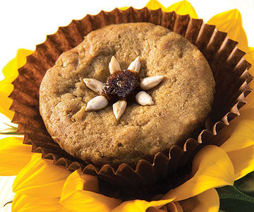Sunflower Butter Muffins
