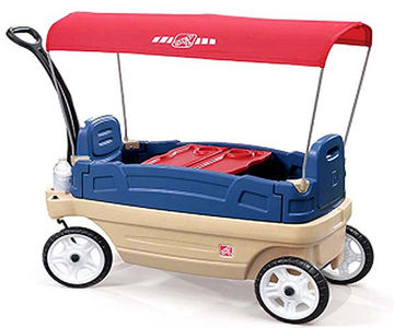 Step2 Ride On Wagon Recall