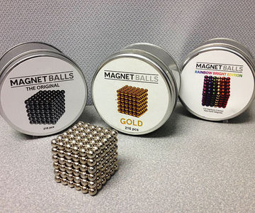 High Powered Magnet Balls recall