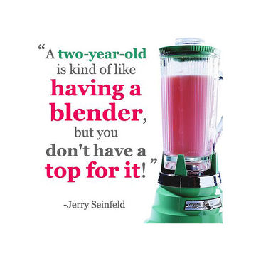 toddler & blender