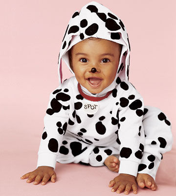 Dalmatian Puppy  sc 1 st  Parents Magazine & 5 Homemade Kids Halloween Costumes