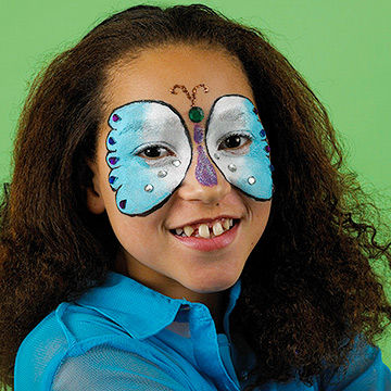 Easy Face Painting Step By Step Instructions