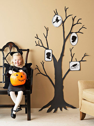 Spooky Family Tree