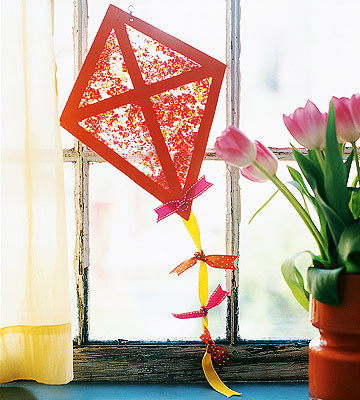 Kite Sun Catcher
