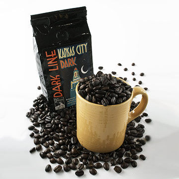 1 lb. bag of coffee beans