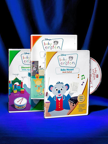 Baby Einstein Videos and DVDs