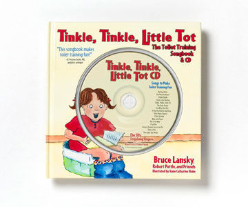 Tinkle, Tinkle Little Tot Songbook and CD