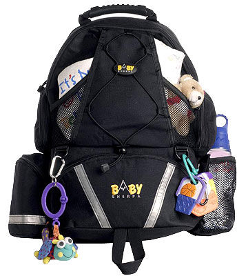 Baby Sherpa Backpack