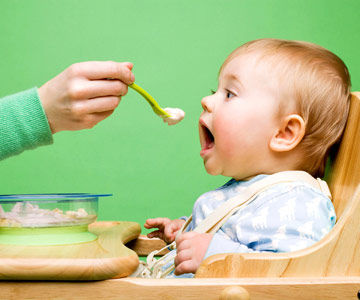 The Right Menu For Starting Solids