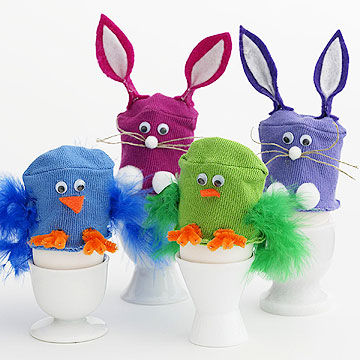 Good eggs unbelievably cute easter crafts negle