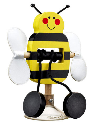 Melissa & Doug Busy Bee high-chair toy