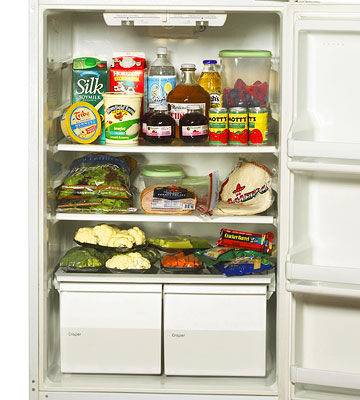 The Healthy Kitchen 35 Best Foods To Stock In Your Fridge