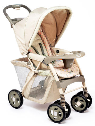 24 Cool and Convenient Strollers