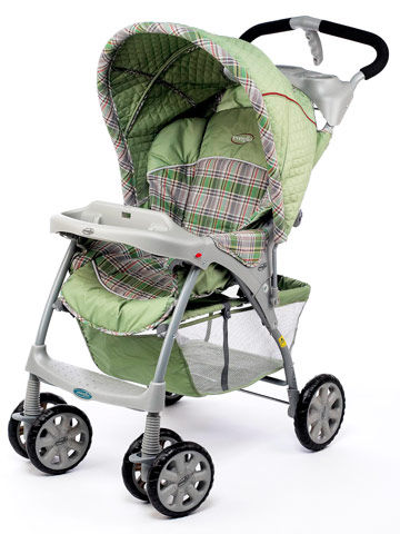 Evenflo Journey Premier Travel System