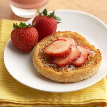 Healthy snacks for moms to be english muffin forumfinder Gallery