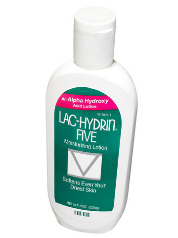 Lac-Hydrin Five
