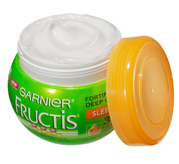 Garnier Fructis Sleek and Shine Fortifying Deep Conditioner