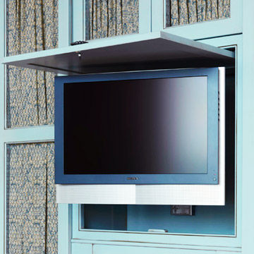 Flexible Kitchen TV