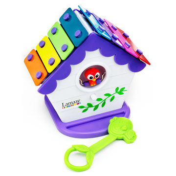 Lamaze for Learning Curve's Bird House Xylophone