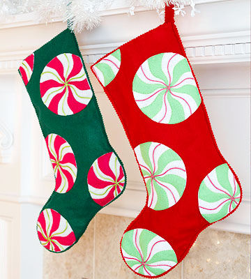 Candy stocking