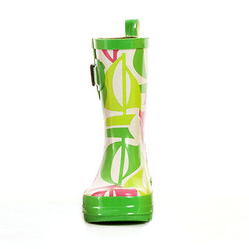 Preppy Feet rain boot