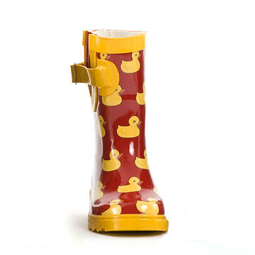 Just Ducky rain boot