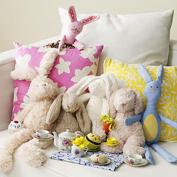 bunny stuffed animals