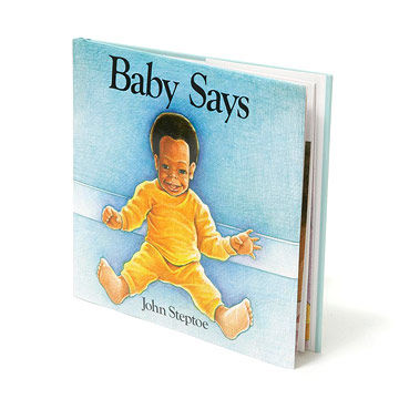 Baby Says by John Steptoe