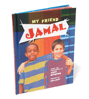 My Friend Jamal by Anna McQuinn