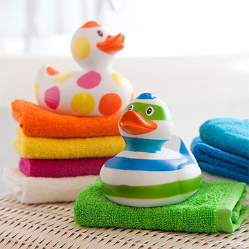 Amy Coe Baby Bathtime set