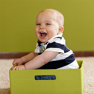 Ethan in box