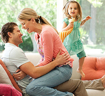 Appropriate behaviour for young couples dating