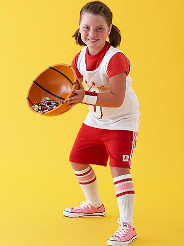 Do it yourself halloween costumes basketball player costume solutioingenieria Images