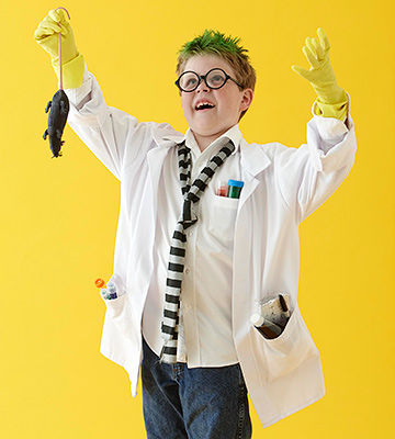 Do it yourself halloween costumes mad scientist costume solutioingenieria Image collections