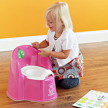 stickers for potty training