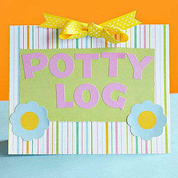 Potty Log