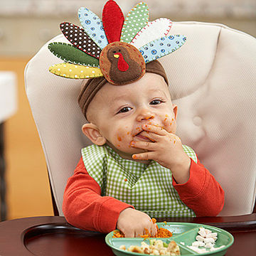 Baby's First Thanksgiving Picture Ideas