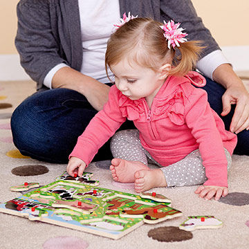 Craft Activities For  Month Old
